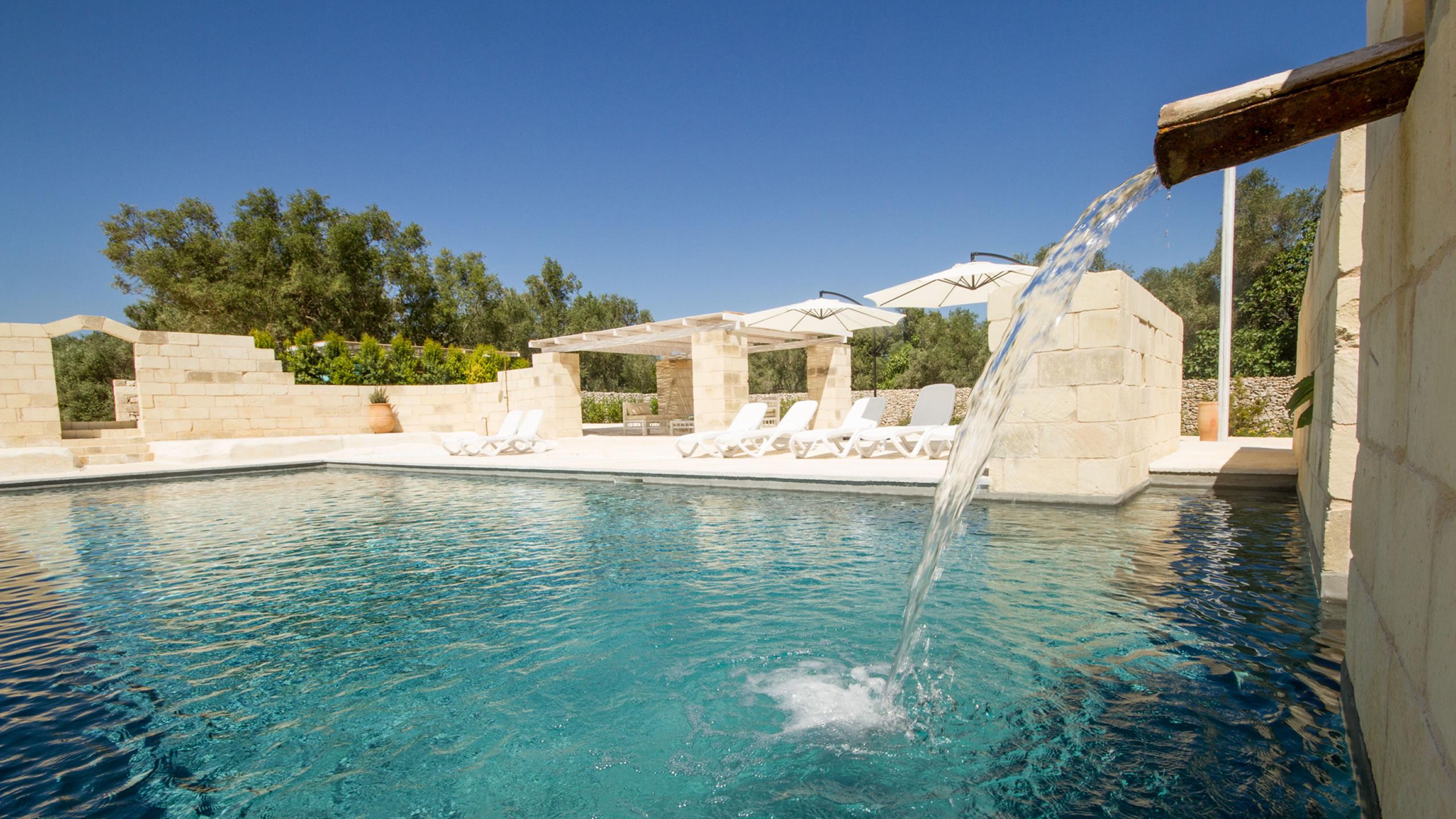 Masseria la turrita guesthouse otranto masseria salento - Masseria con piscina salento ...